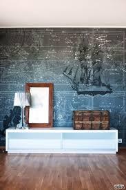 nautical powder room ideas. what a cool wall idea! nautical powder room ideas
