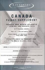 Canada Flight Supplement Wikipedia