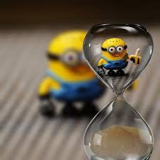 funny minion from hour watch