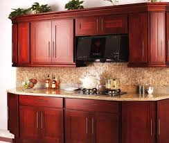 Cherry Shaker Kitchen Cabinets of Best Hardware for Shaker Kitchen