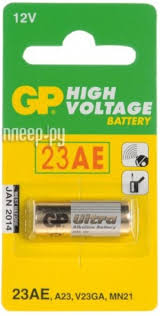 Купить <b>A23</b> - GP High Voltage <b>A23</b> 23AFRA-2F1 (1 штука) по ...