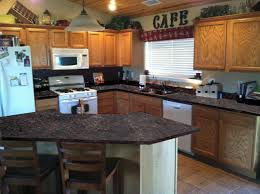 Tan Brown Granite Kitchen This Just In Flagstaff Design Center