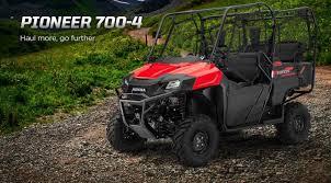 2018 honda 700 pioneer. plain 2018 2018 honda pioneer 7004 review u0026 specs  4seater side by and honda 700 pioneer