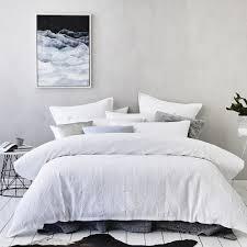 Home Republic - Villa White - Bedroom Quilt Covers & Coverlets ... & Home Republic - Villa White - Bedroom Quilt Covers & Coverlets - Adairs  online Adamdwight.com