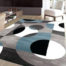 black and blue rug pale blue rug 3 pieces wood wall shelves set white wood cabinet