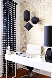 wallpapered office home design. Perfect Home The Best Offices For Your Home Office Of Home Office Design  On Wallpapered