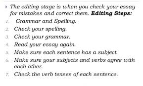 how to evaluate my sop so before submitting your essay you should carefully check it and see if there are any mistakes here are some general editing steps that usually you