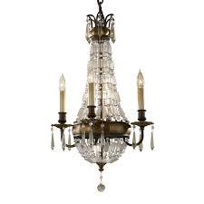 elstead bellini 4 light chandelier bronze
