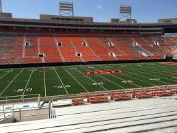 Boone Pickens Stadium Interactive Seating Chart Boone Pickens Stadium Section 226 Rateyourseats Com