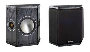 monitor audio bronze fx wall mount surround speakers