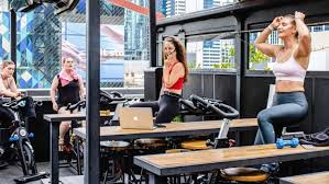Последние твиты от abc melbourne (@abcmelbourne). Spin Classes In Bars And New Street Art How Melbourne Is Changing After Lockdown Abc News Melbourne Online News