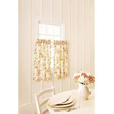 better homes and garden curtains. Winsome Design Better Homes And Gardens Kitchen Curtains Lilac Print Tiers Or Valance Garden A