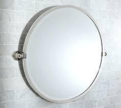 Pottery Barn Bath Mirrors Pottery Barn Oval Bathroom Mirror