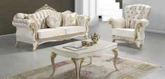 casa padrino baroque living room set