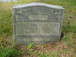 Nellie North Mosley (1892-1971) - Find A Grave Memorial