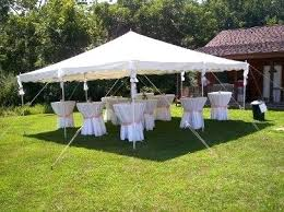 marquee lovely backyard party tent ideas