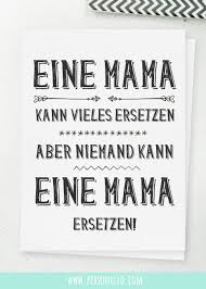 Postkarte Never Forget Sprüche Geburtstag Mama