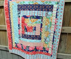 Log Cabin Quilt Patterns Best 48 Free Log Cabin Quilt Patterns FaveQuilts