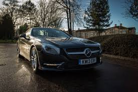 Mercedes-Benz SL 350 AMG Sport Full Gallery