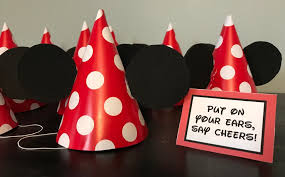 amazing mickey mouse party on a budget