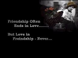 QQ Wallpapers Download Friendship Wallpaper Beauteous Sad Quotes On Comparing Love With Friendship Download