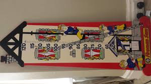 Wooden Painted Fireman Sam Height Chart In Eastbourne