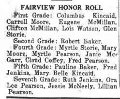 Lillian Pearson - Honor Roll - Newspapers.com