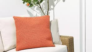 each sÖtholmen cover for outdoor cushions is handmade by skilled craftsmen in north east vietnam