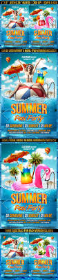 pool party flyer template by gugulanul graphicriver pool party flyer template clubs parties events