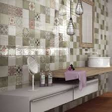 ayora green and white tiles