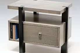 Bedroom End Table, Small Modern Bedside Tables Modern