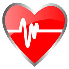 Image result for free heart healthy clip art