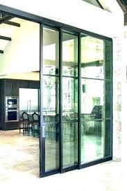 cost to install a patio door image of oversized sliding glass patio doors big large barn cost to install a patio door