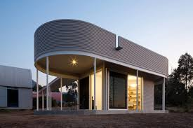 architecture ideas SouthernHigh Residence Home Office Pavilion With a  Striking Modern Architecture in Australia