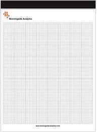 Custom Graph Paper Pads Mihtorg Ga