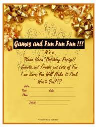 th birthday ideas teenage birthday invitation templates teens birthday invitation templates printable