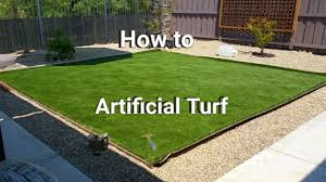artificial turf. Artificial Turf Installation - Save Money Do It Yourself!