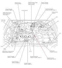 Diagram 2001 nissan engine diagram