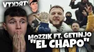 🤯POAH WAS EIN FILM!!!...Reaktion : Mozzik x Getinjo - El Chapo (prod. by  Rzon , PJETER) - YouTube