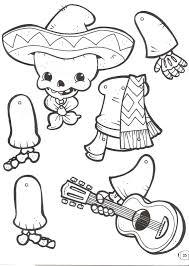 Dia De Los Muertos For Kids