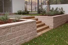 retaining wall blocks parklea sand