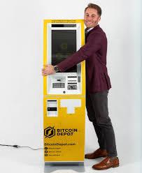 Meet Brandon Mintz of Bitcoin Depot in Buckhead - Voyage ATL