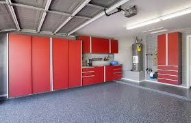Floor To Ceiling Garage Cabinets Garage Cabinets In Portland Vancouver And Salem