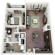 stunning ideas modern 1 bedroom house plans modern 2 bedroom apartment floor plans best of 1
