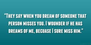 Quotes About Dreaming Of Someone Best Of Quotes About Dreams Crushed 24 Quotes