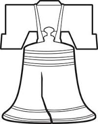 Small Picture Free Printable Liberty Bell Coloring Page for Kids