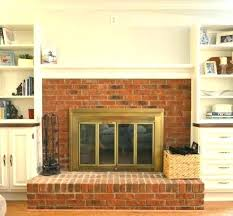 replacing fireplace doors replacing fireplace doors f f dd f replace broken fireplace glass doors install gas