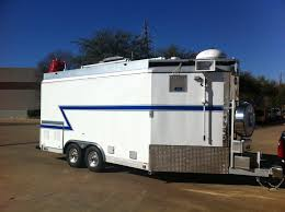 specialty trailers north texas trailer fiber optic splicing trailers