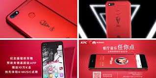 huawei kfc phone for sale. kfc hatches plan to ruffle feathers with huawei smartphone celebrating 30 years in china kfc phone for sale
