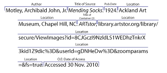 Citing Websites In Mla Online Sources Citing Information Libguides At